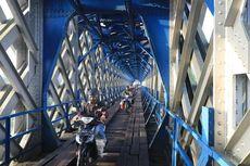 Mulai Agustus, Jembatan Cirahong Kembali Dibuka untuk Pejalan Kaki dan Kendaraan Roda Dua
