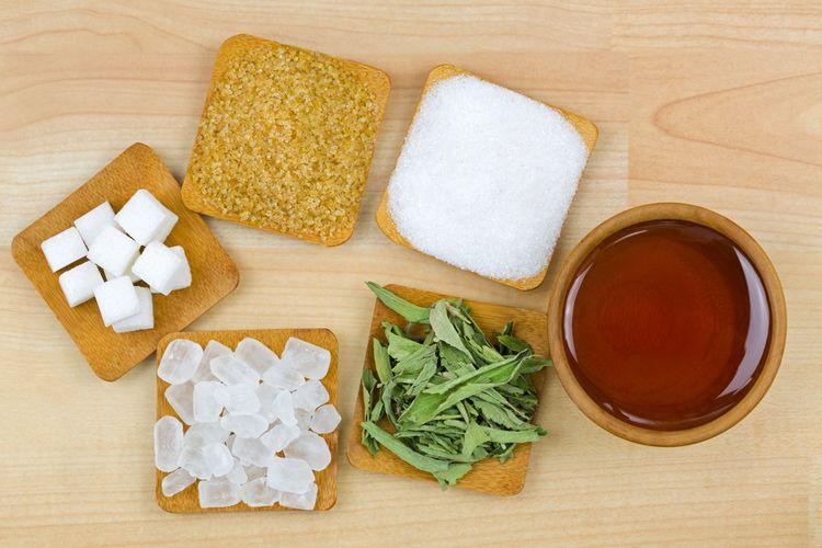 Beragam jenis gula