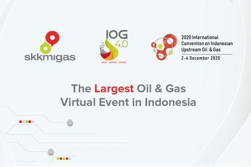 Gelar IOG 2020, SKK Migas Ajak Stakeholder Wujudkan Visi 1 Juta Barrel 2030