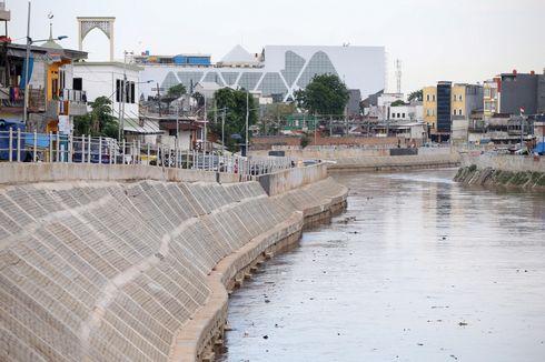 Kepala BBWSCC Tanyakan Kelanjutan Normalisasi Sungai ke Gubernur DKI