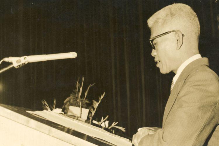 Juru ketik naskah Proklamasi Kemerdekaan Republik Indonesia 1945
