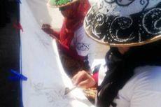 Kain Batik Pemecah Rekor Muri Dibawa ke Jepang untuk Kimono