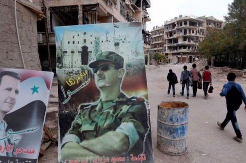 50.000 Orang Terusir akibat Pertempuran di Aleppo
