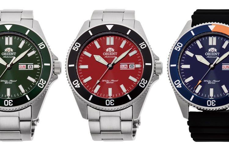 Jam tangan menyelam terbaru dari Orient.