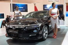 Mobil Baru Honda All New Accord Lahir di GIIAS 2019