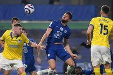 Hasil Chelsea Vs Brighton - Imbang Lawan 10 Pemain, The Blues Tembus Empat Besar