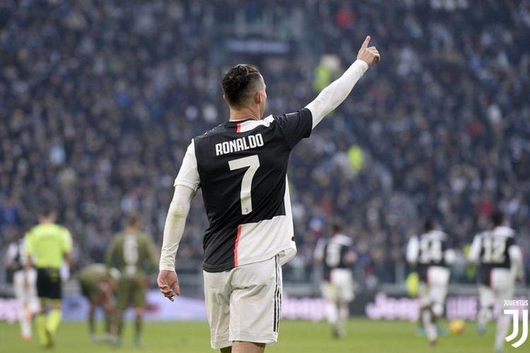 Bukti Masih Buasnya Cristiano Ronaldo walau Sudah Berusia 35 Tahun Halaman  all - Kompas.com