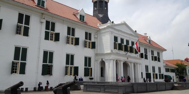 Museum Sejarah Jakarta Setelah Konservasi