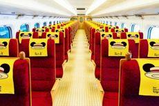 Kereta Peluru Bertema Mickey Mouse Hadir di Jepang