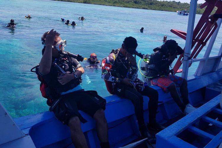 Wisata selam oleh Oye Selam Indonesia