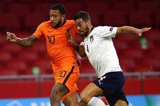 Link Live Streaming Italia Vs Belanda, Rekor Pertemuan Kedua Tim 5 Laga Terakhir