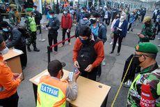 Ada Kewajiban Bawa STRP, Jumlah Penumpang di Stasiun Tangerang Turun Drastis
