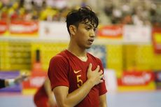 Susunan Pemain Final Piala AFF Futsal 2019, Indonesia Vs Thailand