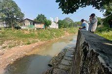 Kerap jadi Biang Kerok Banjir, Kali Cikalapa Karawang Dinormalisasi