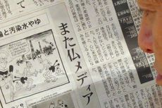 Kartun Pesumo di Perancis Picu Protes Jepang