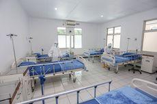 Kerja Sama dengan BNPB, Pemkot Bogor Bangun Rumah Sakit Lapangan untuk Pasien Covid-19