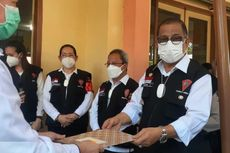 Ambon Terima 7.280 Vaksin Sinovac, Wali Kota: 4.053 Tenaga Kesehatan Siap Divaksin