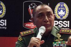 Edy Rahmayadi Akan Hukum Prajurit yang Terlibat Rusuh Persita Vs PSMS
