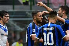 Klasemen Liga Italia: Inter Stagnan, Milan Gagal Dekati Zona Eropa
