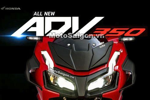 Rumor Honda Siapkan ADV 350 Pakai Mesin Forza