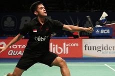 Hasil Piala Thomas, Firman Bawa Indonesia Juara Grup B
