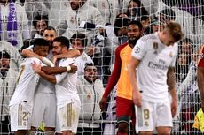 Real Madrid Vs Galatasaray, Los Blancos Menang Setengah Lusin Gol