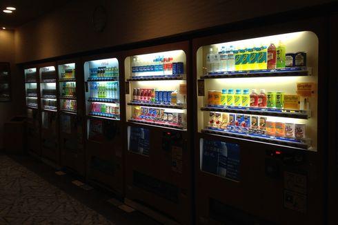 Ini Fakta dan Sejarah Vending Machine di Jepang