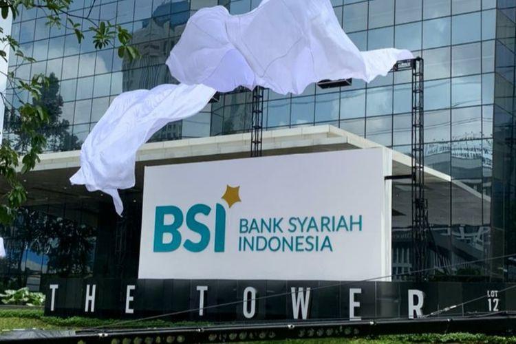Logo PT Bank Syariah Indonesia Tbk