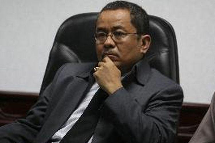 Said Didu saat masih menjabat sebagai Sekretaris BUMN, 2006.
