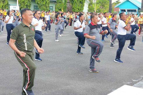 Presiden Jokowi Berpesan kepada Kapolda Maluku yang Baru