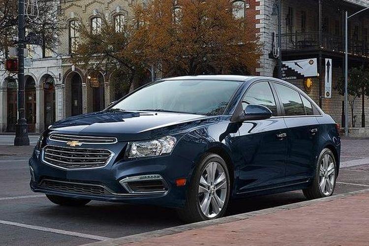 Cruze jadi mobil penumpang pertama GM yang ditawarkan dengan mesin diesel.
