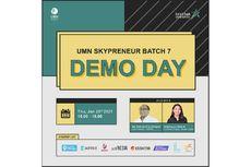 Dorong Inovasi Industri Startup di Indonesia, Skystar Ventures UMN Gelar Startup Demo Day 2021