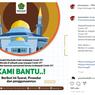 Kemenag Beri Bantuan Masjid dan Mushala Terdampak Covid-19, Ini Syarat dan Prosedurnya