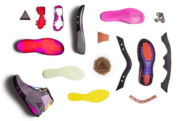 Bahan-bahan Nike ACG Ruckel Ridge