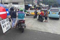 DKI Pasang Rambu Operasional Angkot di Jalan Jatibaru