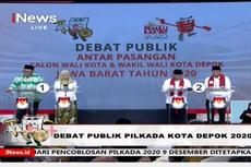 Pradi Klaim Menang di Sejumlah Kelurahan dan Kecamatan Depok Versi Data 40 Persen TPS