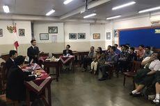 Begini Presentasi Karya Ilmiah di SMA Kolese Kanisius Jakarta, Seperti Anak Kuliah!