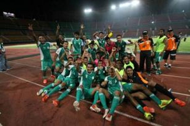 PSMS Medan menjuarai Piala Kemerdekaan.