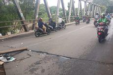 Bekasi Minta Rp 1 Miliar ke Pemerintah Pusat untuk Perbaiki Jembatan Patal yang Goyah