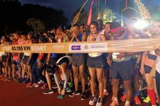Ganjar Pranowo Ingin Padukan Borobudur Marathon dengan Tokyo Marathon