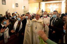 Paus Fransiskus akan Kunjungi Umat Kristen Irak yang Menderita di Bawah ISIS