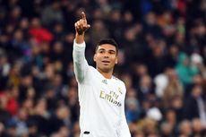 Osasuna Vs Real Madrid, Zidane Ungkap Peran Penting Casemiro