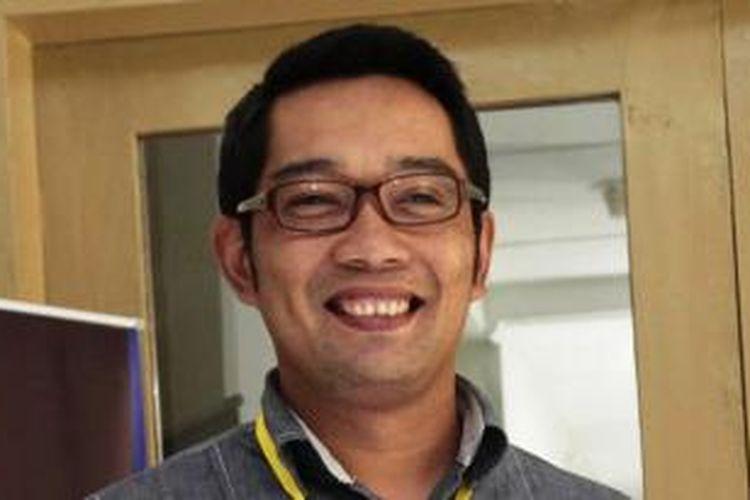 Wali Kota Bandung Ridwan Kamil.