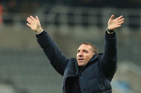 Newcastle Vs Leicester, Rodgers Ungkap Kunci Kemenangan