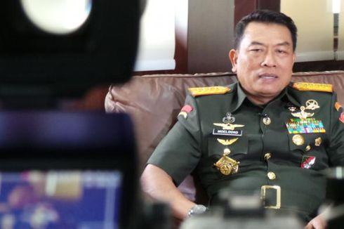 Panglima TNI: Natal dan Tahun Baru, Pasukan Siaga