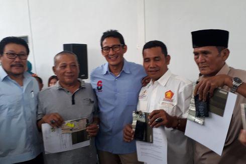 Sandiaga Berharap DPRD DKI Segera Pilih Wagub Baru