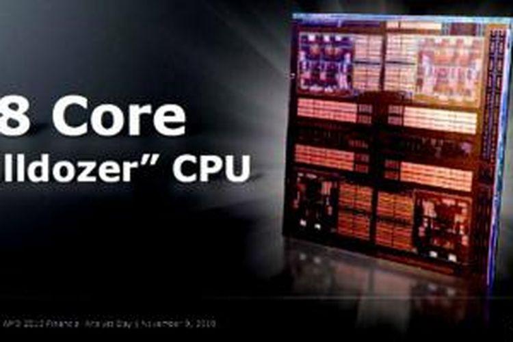 CPU AMD Buldozer