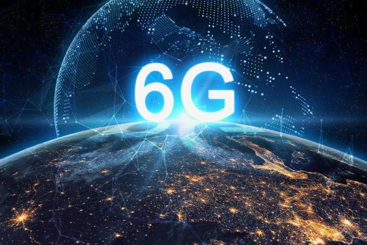Ilustrasi 6G