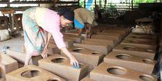 Usaha Pembuatan Tungku di Cianjur, Eksis Produksi di Masa Pandemi