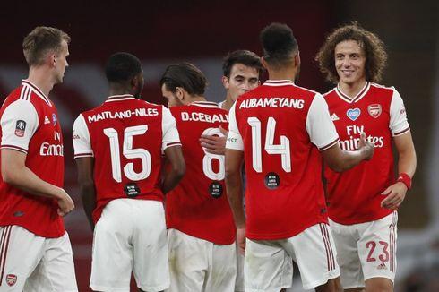 Jadwal Liga Inggris, Arsenal dan Man City Lawan Tim Zona Merah